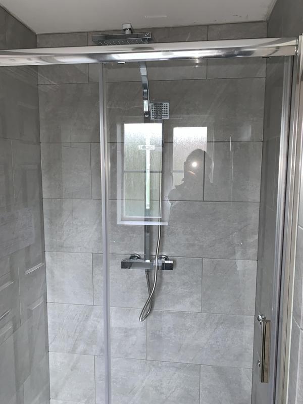 Image 33 - After. Crayford, Bareburn Park. Bathroom refurb
