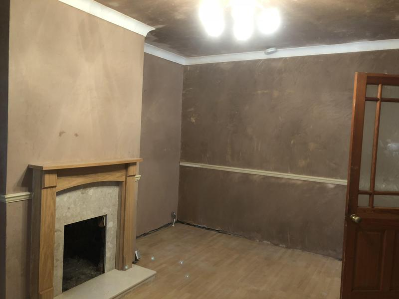 Image 103 - Re plaster and damp proof works