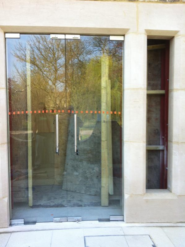 Image 3 - 12mm glass entrance doors