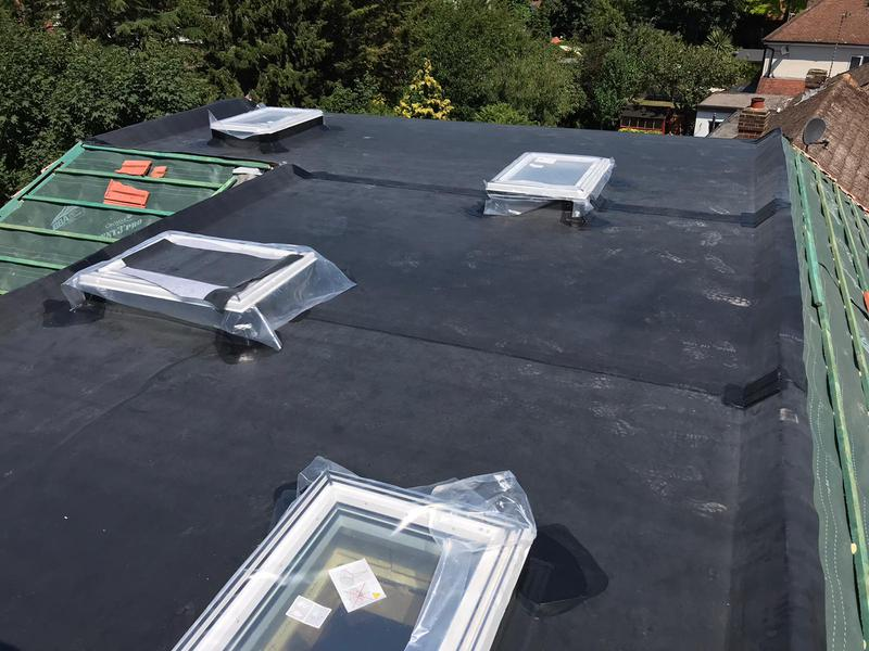 Image 20 - Rubberbond the best flat roofing system around