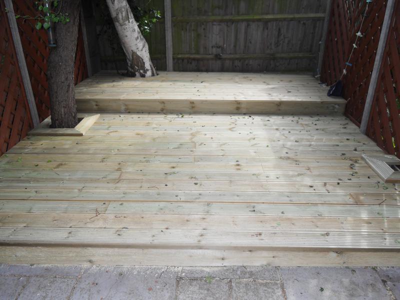 Image 53 - split level decking