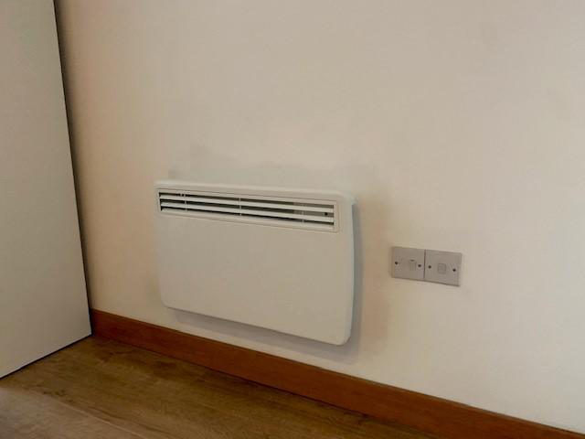 Image 3 - New Dimplex electric panel heater.