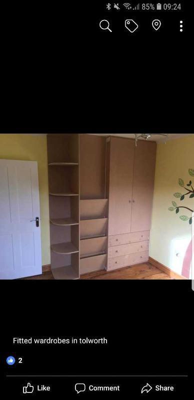 Image 27 - Children's wardrobe ( beckenham )