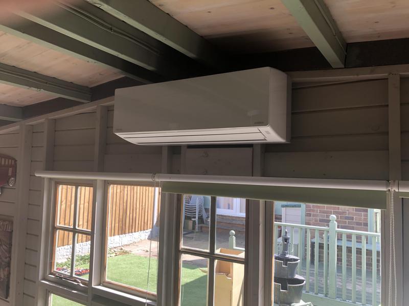 Image 7 - Toshiba indoor unit
