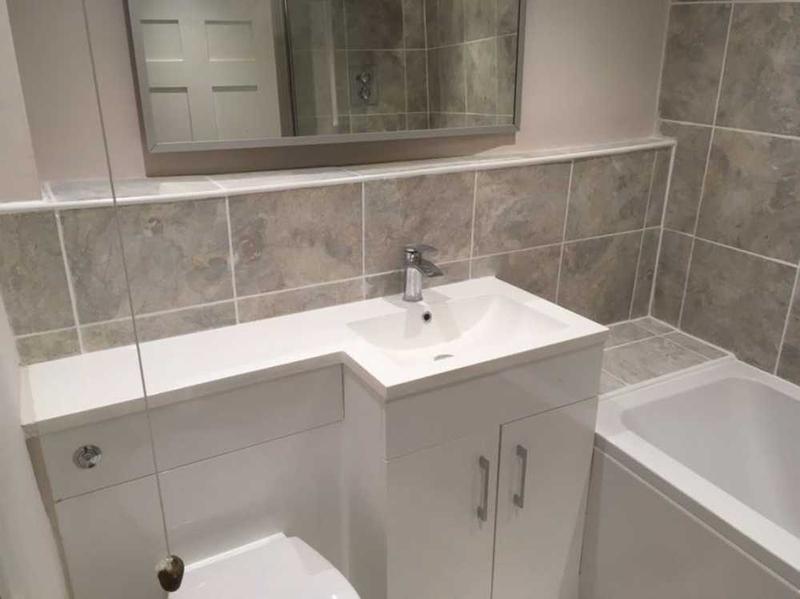 Image 24 - bathroom refit in brancaster by s1 builders norfolk