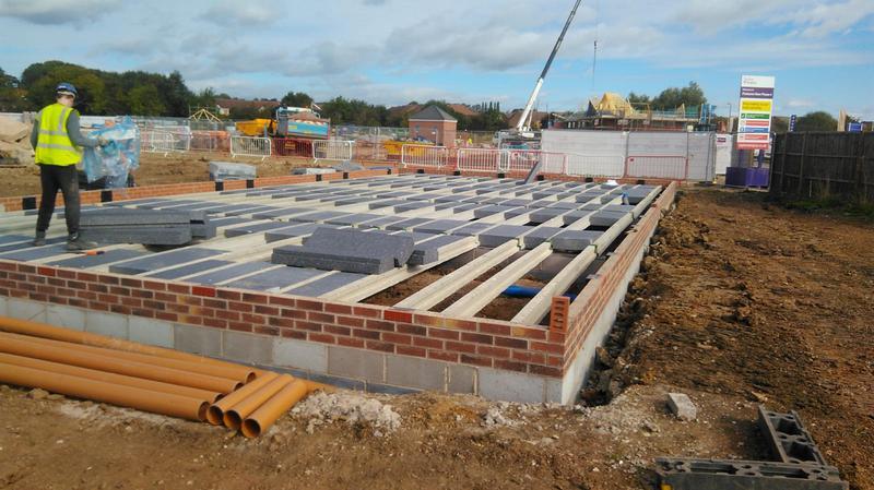 Image 19 - New Build Foundation