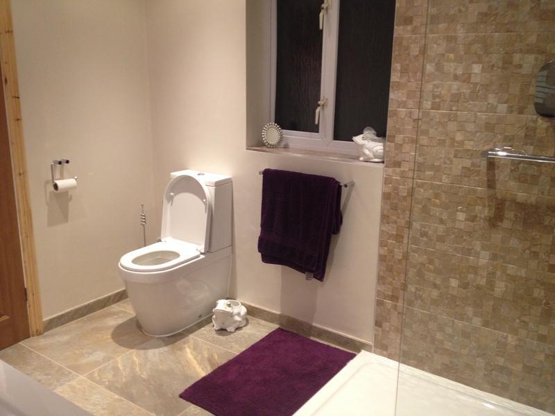 Image 37 - Full bathroom installation