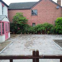 Image 17 - Blockpaving driveway