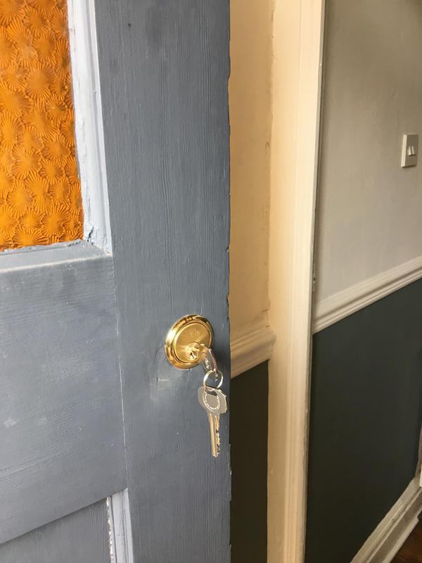 Image 8 - New nightlatch fitted in Old Trafford