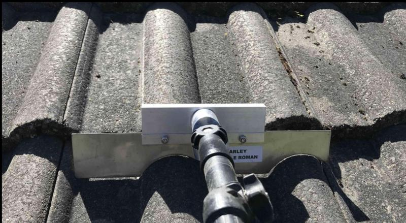 Image 7 - Traditional roof cleaning