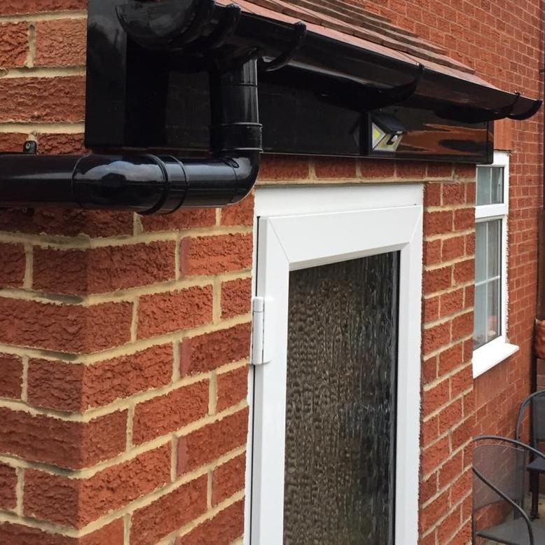 Image 15 - after pictures of new fascias / down pipe