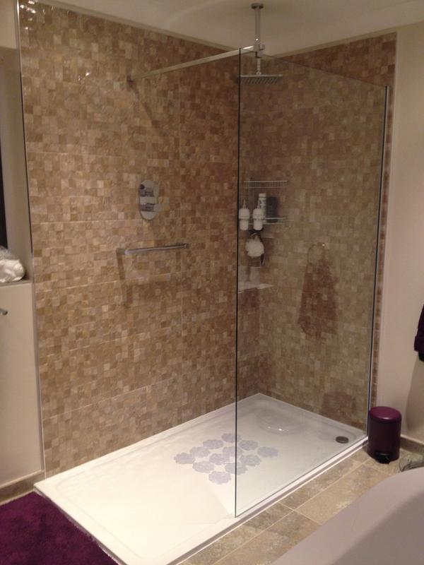 Image 38 - Full bathroom installation