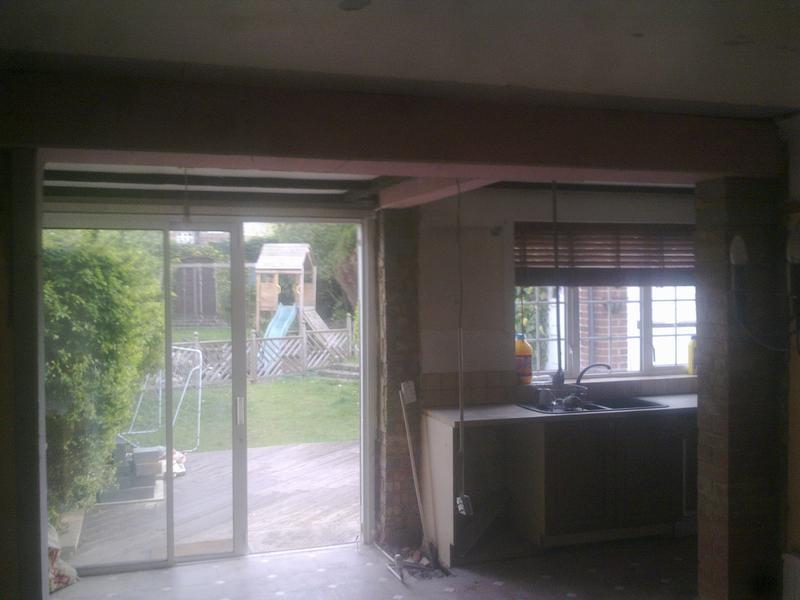 Image 2 - Internal opening complete...Bexley Heath