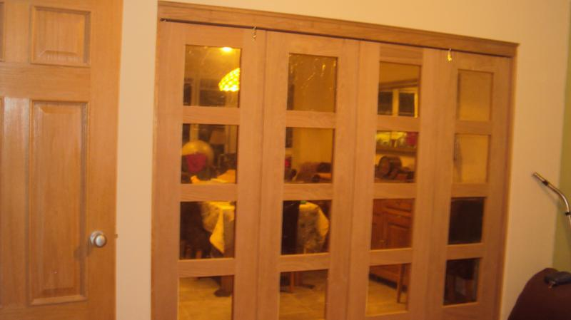 Image 14 - Bi-fold doors in lounge/dining room - Molesey