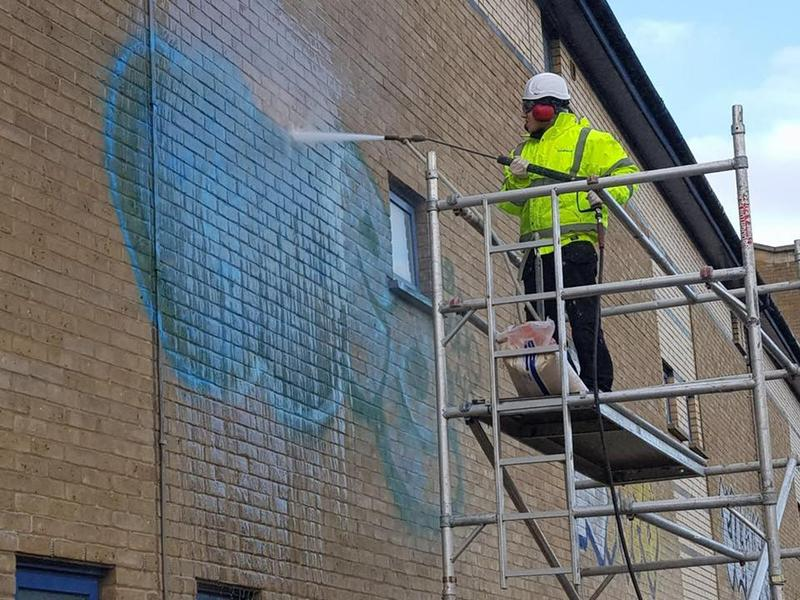 Image 94 - Graffiti Removal