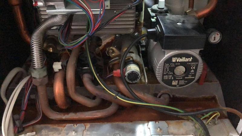 Image 21 - Boiler service