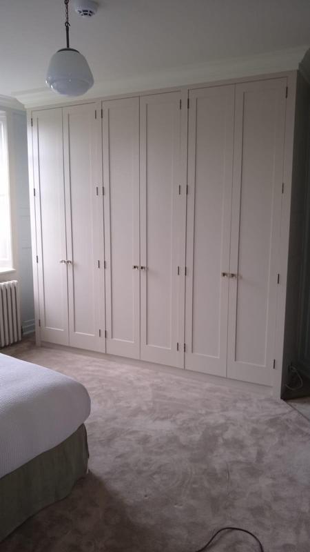 Image 6 - Shaker style wardrobe doors