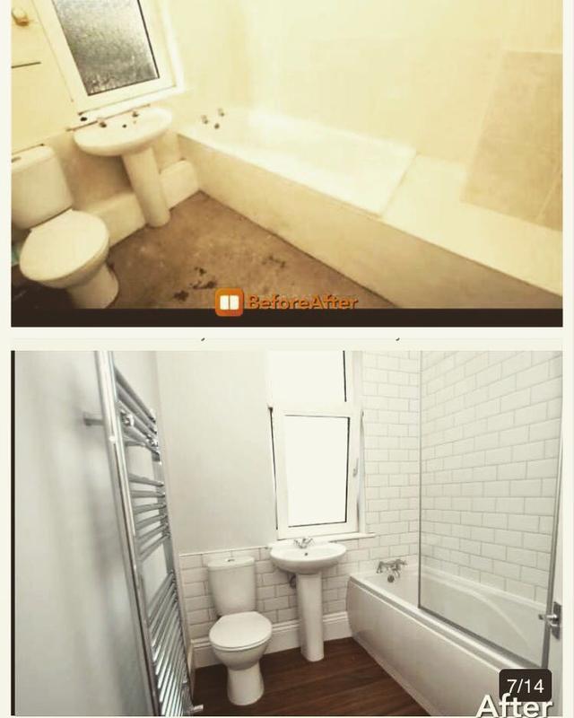 Image 12 - Ramuz drive house renovation (bathroom)