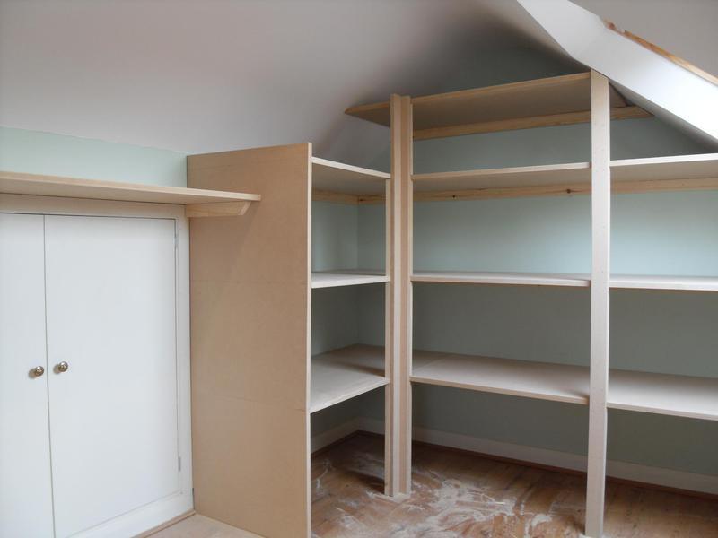 Image 51 - attic space storage