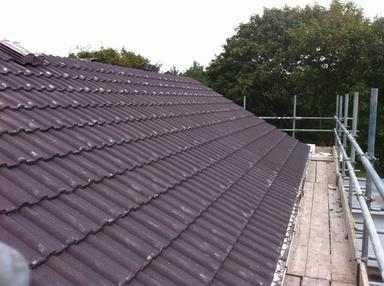 Image 8 - Re-roof Burnley