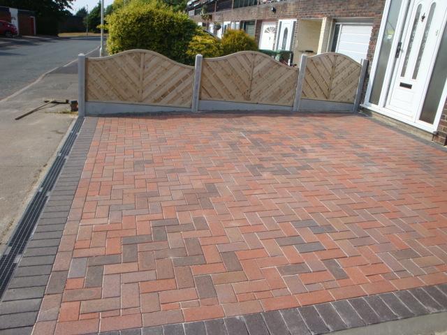 Image 17 - Block paving driveway