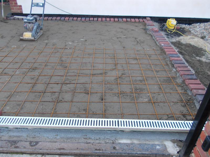 Image 66 - all paving is reinforced