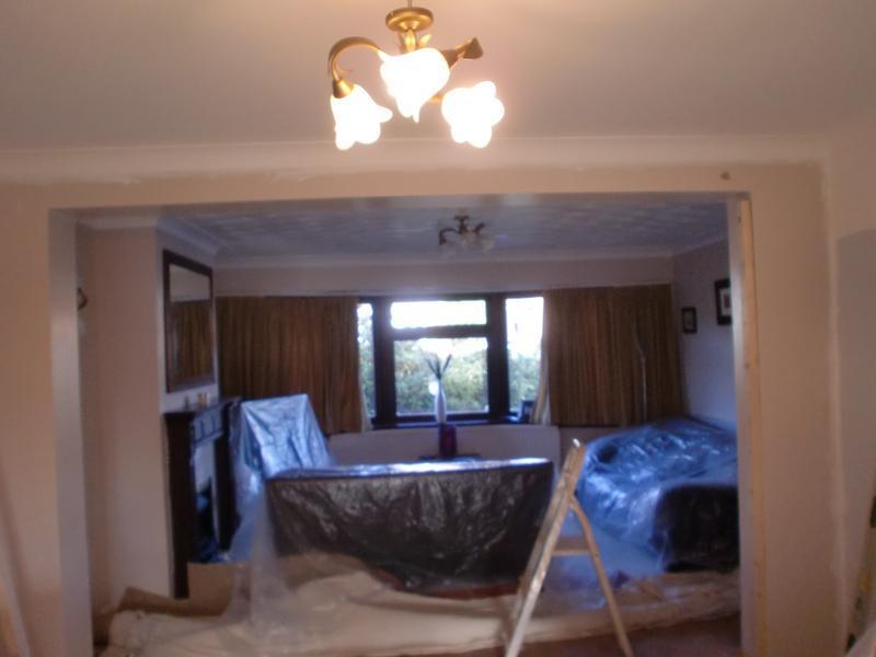 Image 3 - Stud wall preparation