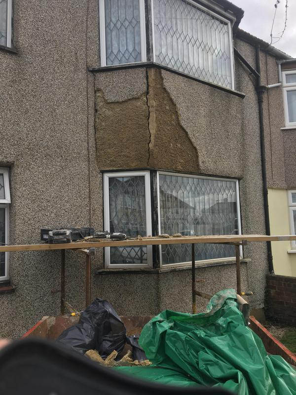 Image 18 - Damaged bay