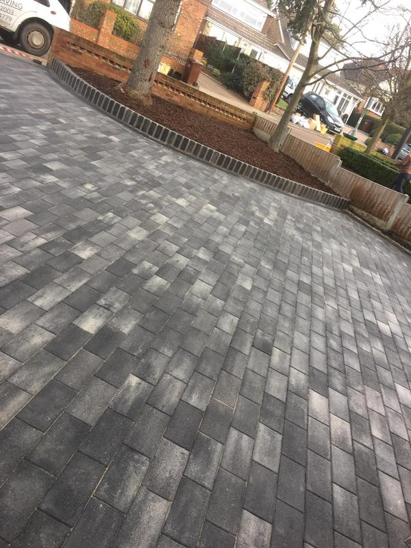Image 39 - Nova Paving in pebble grey