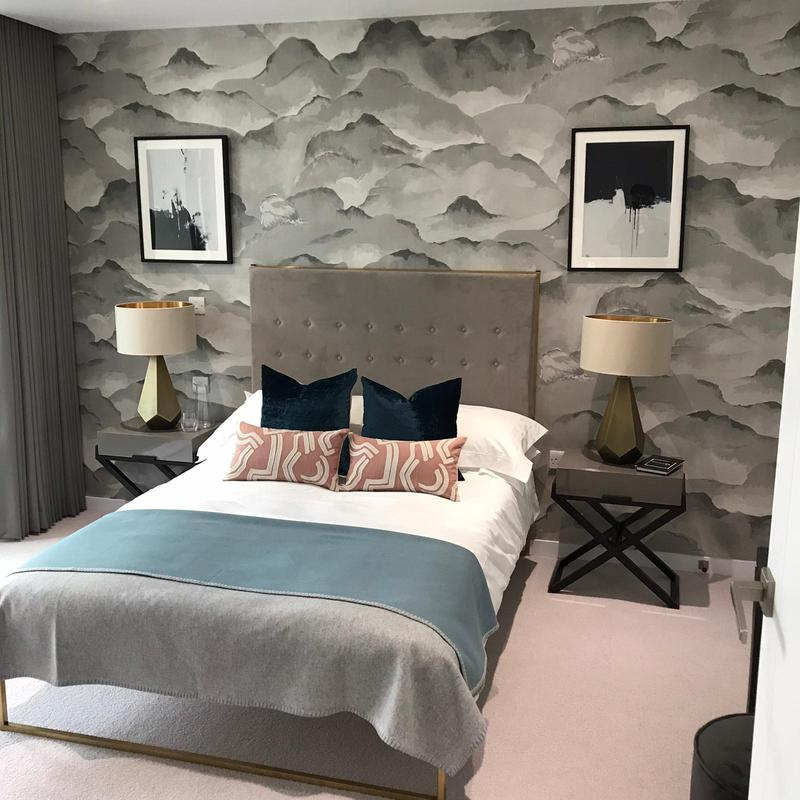 Image 4 - From bedroom refurbishments to large scale renovations RELM Interiors painting and decorating team is on hand to help you transform your home using paint and wallpaper.