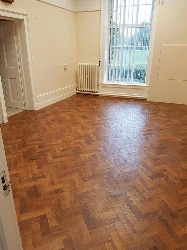 Image 14 - Parquet, Karndean luxury vinyl flooring. Suitable for residential and commercial flooring