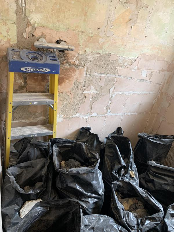 Image 42 - BEFORE. Dartford Bathroom