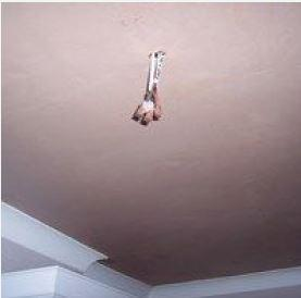 Image 13 - Repaired ceiling