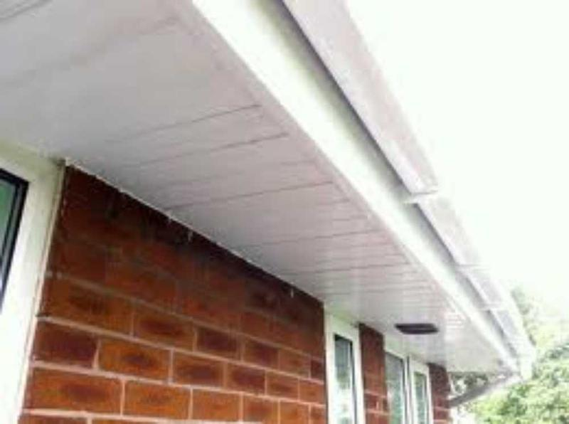Image 43 - new fascias soffits and guttering supplied and fitted