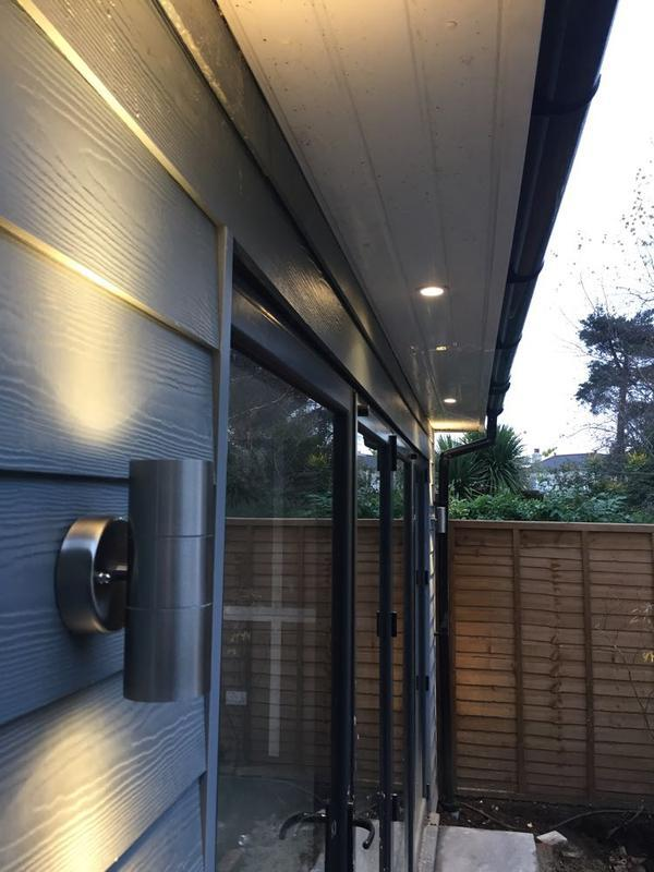 Image 21 - Feature lighting on new extension
