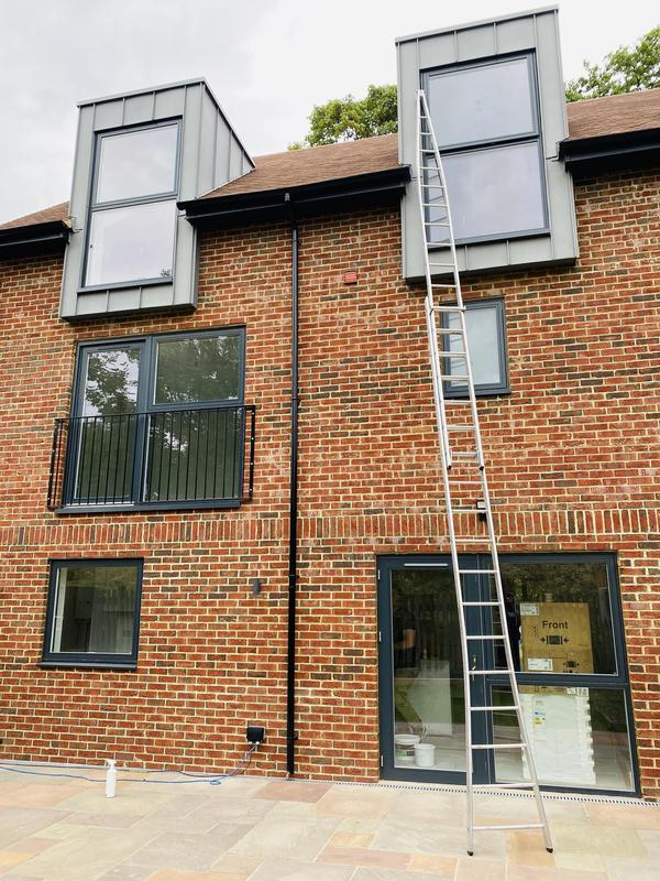 Image 12 - Traditional window cleaning