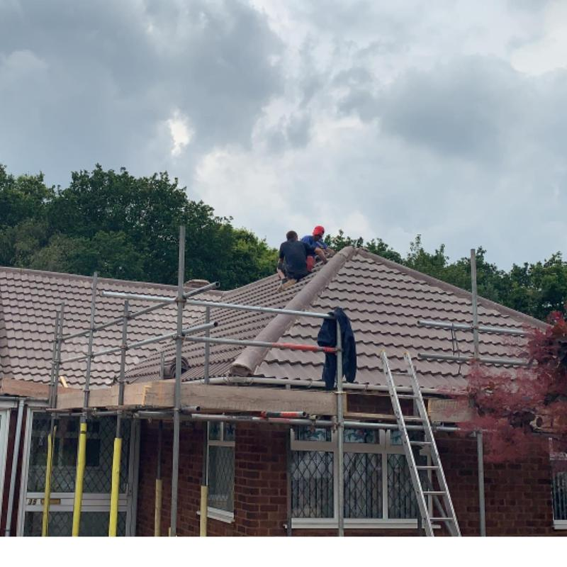 Image 2 - New roof