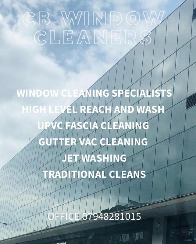 CB Window Cleaners logo