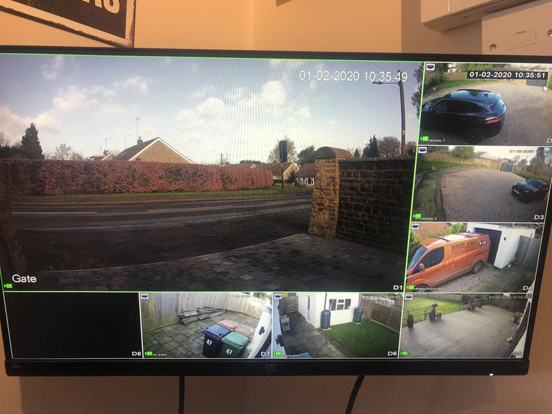 Image 19 - CCTV installation