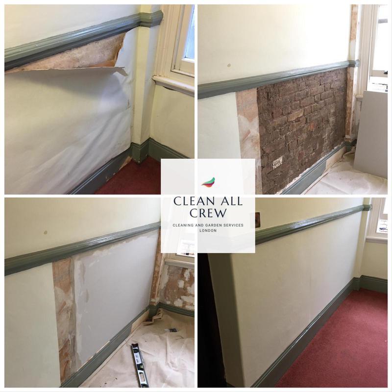 Image 2 - Wall Repair