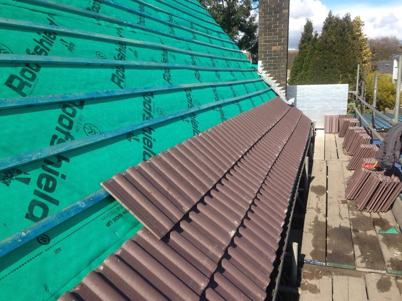 Image 15 - Roofing