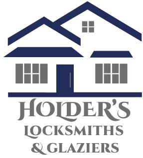 Holder's Locksmiths & Glaziers logo