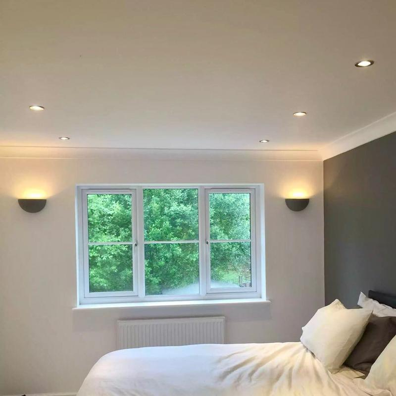 Image 27 - bedroom lighting stevenage