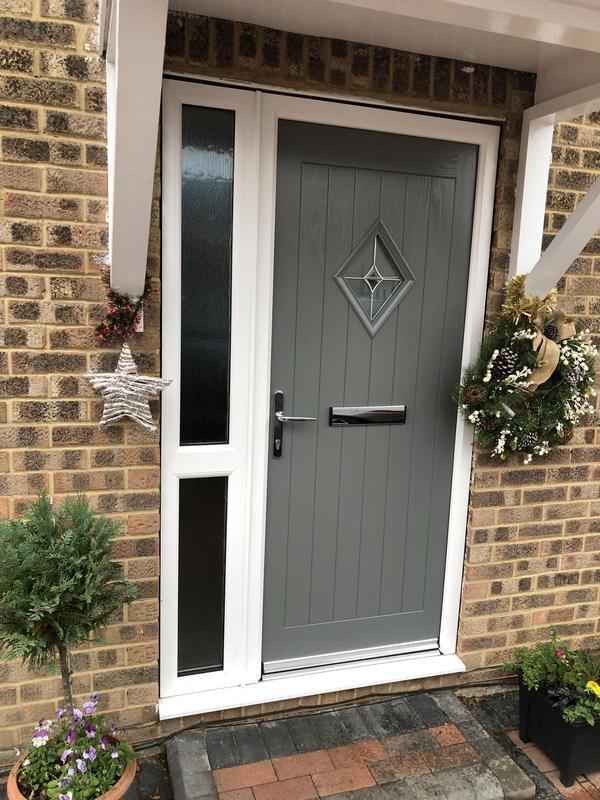 Image 50 - Composite door