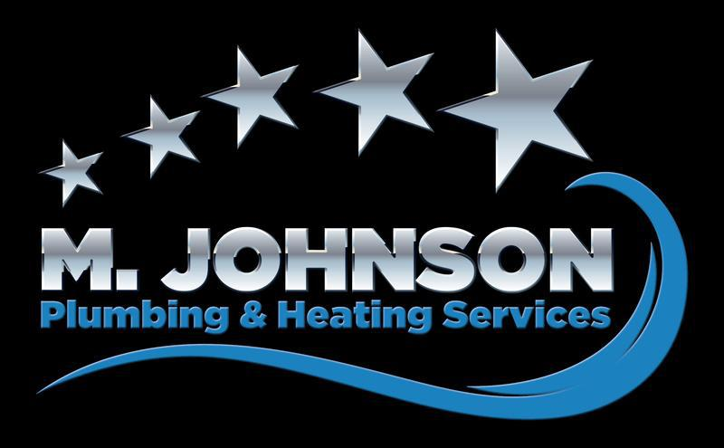 M Johnson Plumbing & Heating Services logo