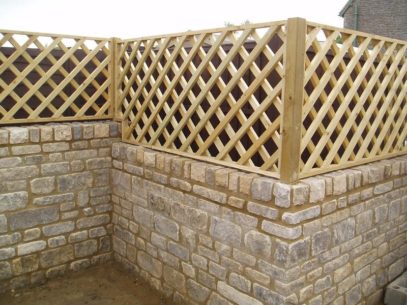 Image 34 - Cotswold stone walling