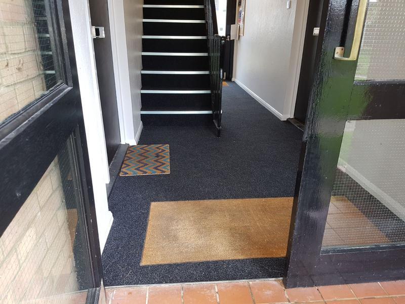 Image 65 - Communal carpet re fit