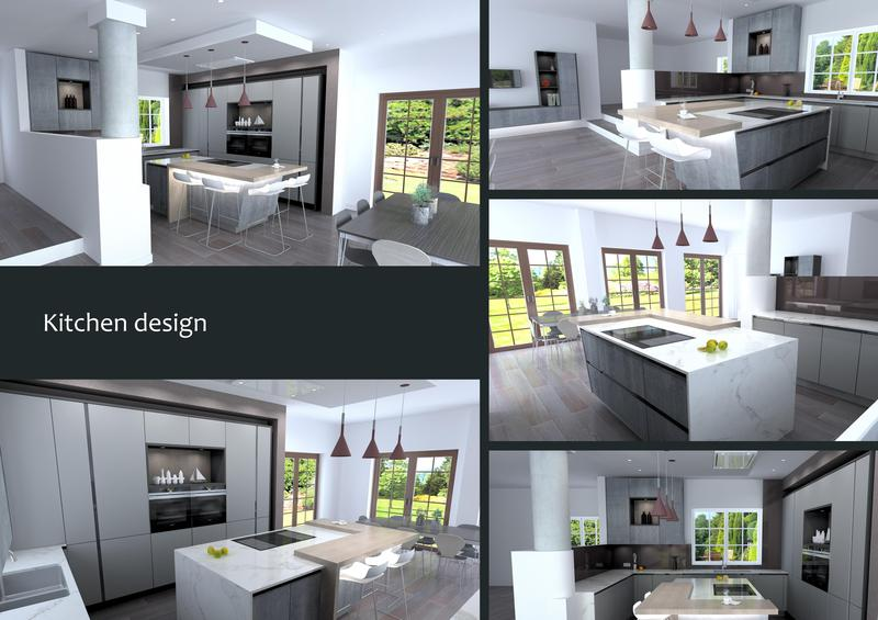 Image 18 - Kitchen design service