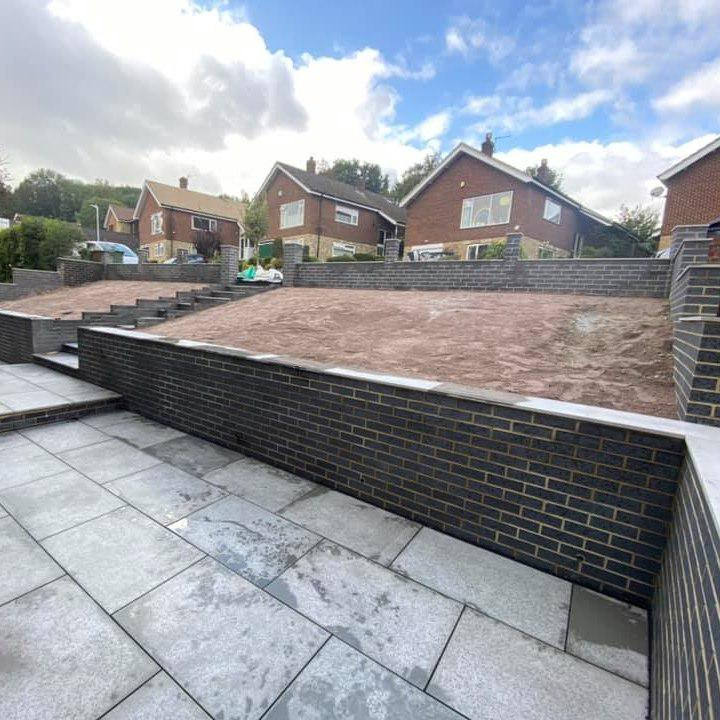 Image 24 - Transformed front garden