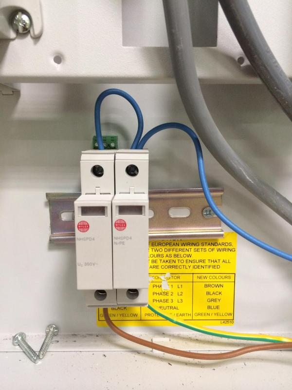 Image 3 - Surge protection